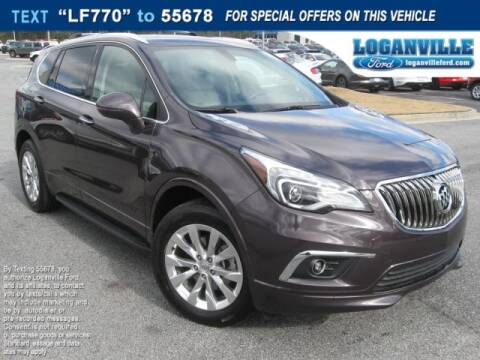 2017 Buick Envision for sale in Loganville, GA