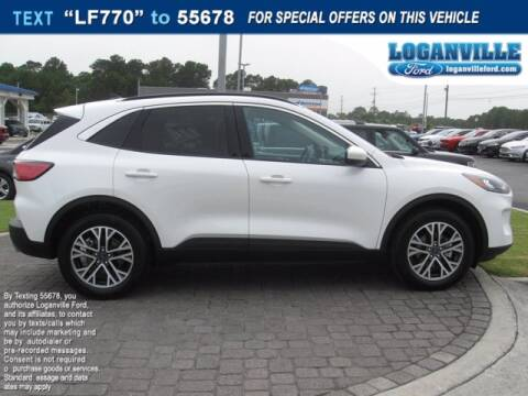2020 Ford Escape for sale at Loganville Ford in Loganville GA