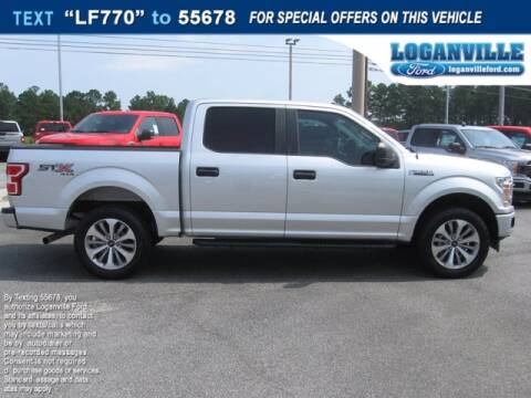 2018 Ford F-150 for sale at Loganville Ford in Loganville GA