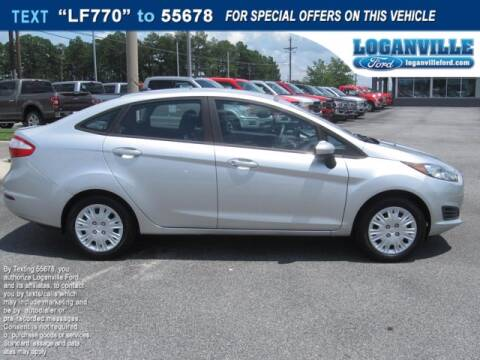 2014 Ford Fiesta for sale at Loganville Ford in Loganville GA
