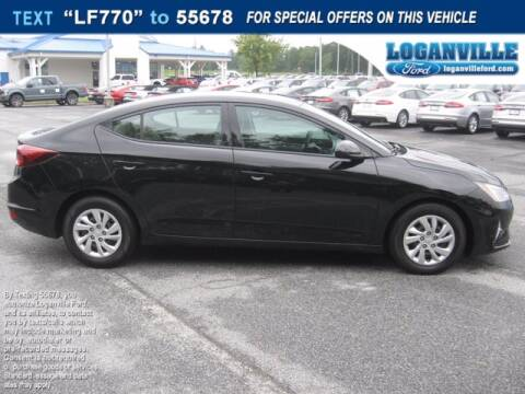 2019 Hyundai Elantra for sale at Loganville Ford in Loganville GA