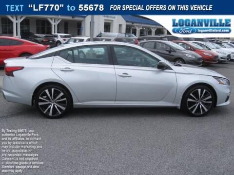 2019 Nissan Altima for sale at Loganville Ford in Loganville GA