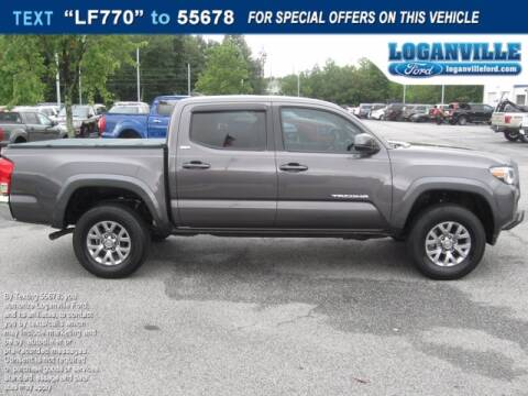 2017 Toyota Tacoma for sale at Loganville Ford in Loganville GA