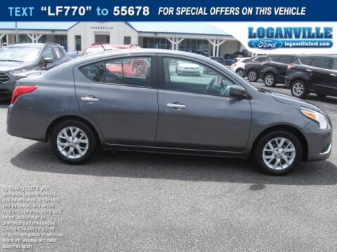 2018 Nissan Versa for sale at Loganville Ford in Loganville GA