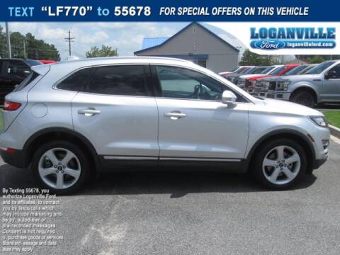2017 Lincoln MKC for sale at Loganville Ford in Loganville GA