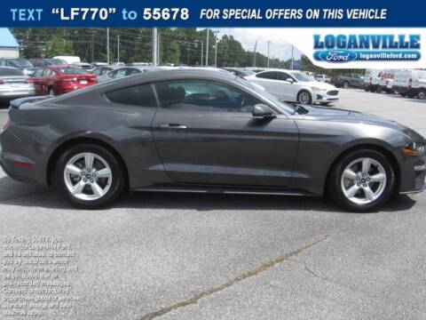 2018 Ford Mustang for sale at Loganville Ford in Loganville GA