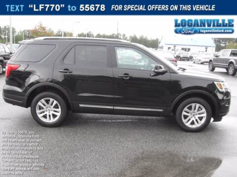 2018 Ford Explorer for sale at Loganville Ford in Loganville GA