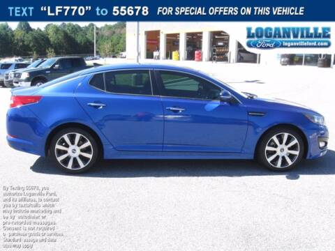 2011 Kia Optima for sale at Loganville Ford in Loganville GA