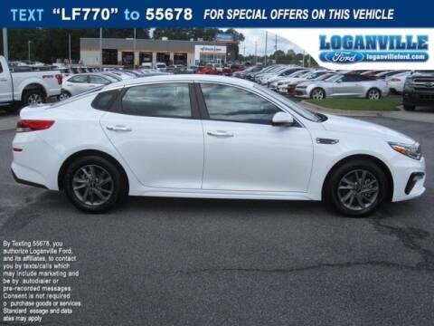 2020 Kia Optima for sale at Loganville Ford in Loganville GA