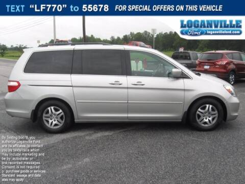 2007 Honda Odyssey for sale at Loganville Ford in Loganville GA