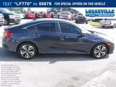 2016 Honda Civic for sale at Loganville Ford in Loganville GA