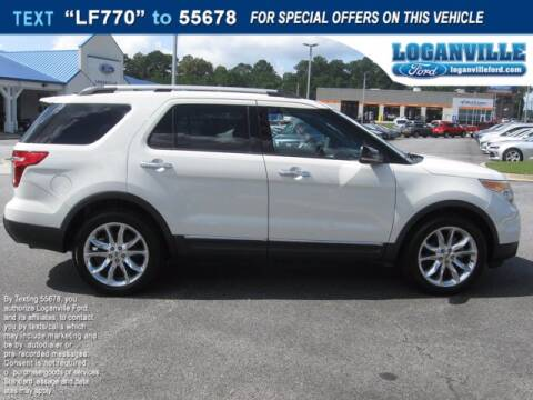 2011 Ford Explorer for sale at Loganville Ford in Loganville GA