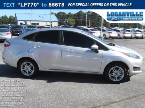 2018 Ford Fiesta for sale at Loganville Ford in Loganville GA