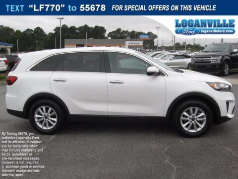 2019 Kia Sorento for sale at Loganville Ford in Loganville GA