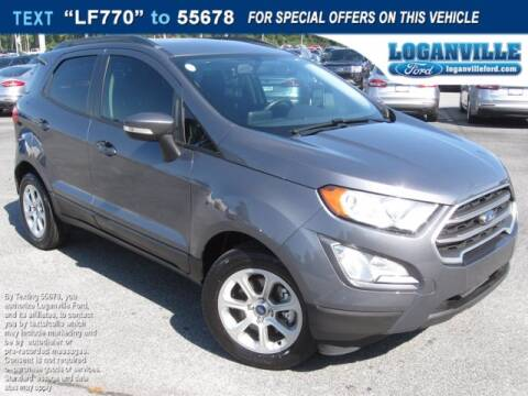 2018 Ford EcoSport for sale at Loganville Ford in Loganville GA