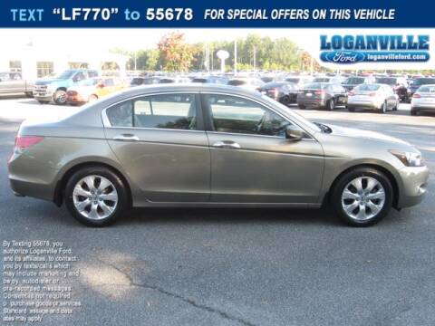 2009 Honda Accord for sale at Loganville Ford in Loganville GA