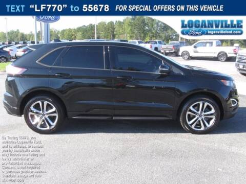 2015 Ford Edge for sale at Loganville Ford in Loganville GA
