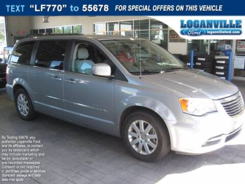 2013 Chrysler Town and Country for sale at Loganville Ford in Loganville GA
