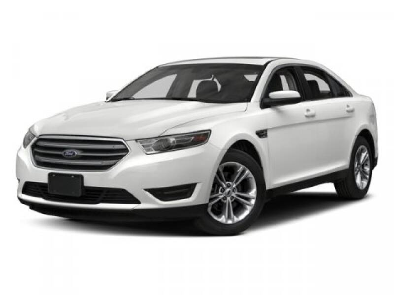 2017 Ford Taurus for sale at Loganville Ford in Loganville GA