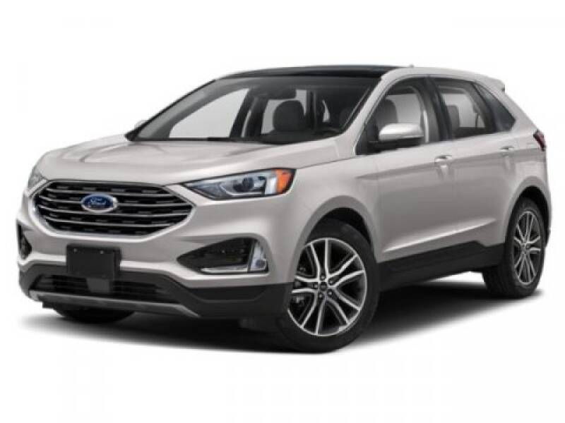 2019 Ford Edge for sale at Loganville Ford in Loganville GA