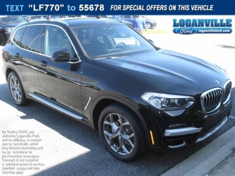 2020 BMW X3 for sale at Loganville Ford in Loganville GA