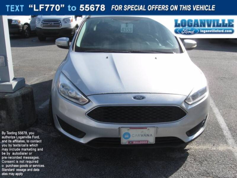 2015 Ford Focus for sale at Loganville Ford in Loganville GA