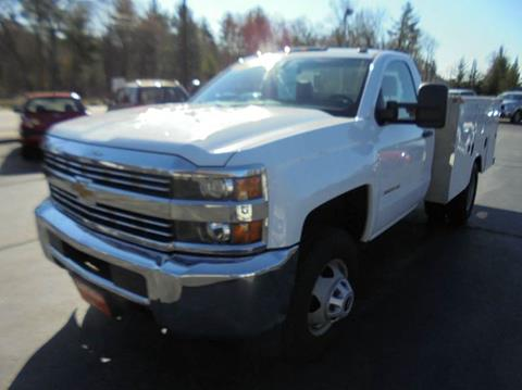 2015 Chevrolet Silverado 3500HD for sale at Grimard's Auto in Hooksett, NH
