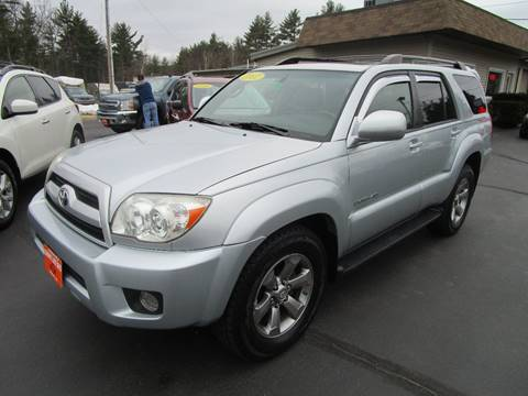 Toyota 4runner for sale in new hampshire for Champion motors amherst nh