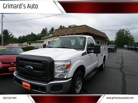 2015 Ford F-350 Super Duty for sale in Hooksett,, NH