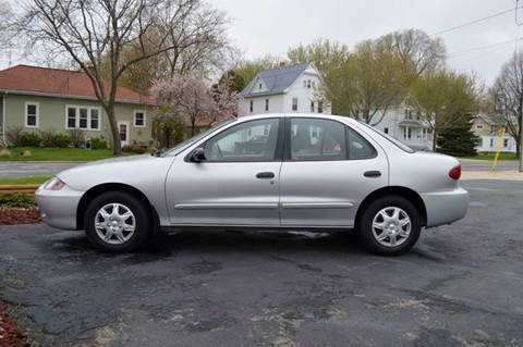 2003 Chevrolet Cavalier for sale in Sun Prairie, WI