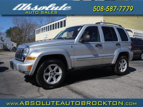 2006 Jeep Liberty for sale in Brockton, MA