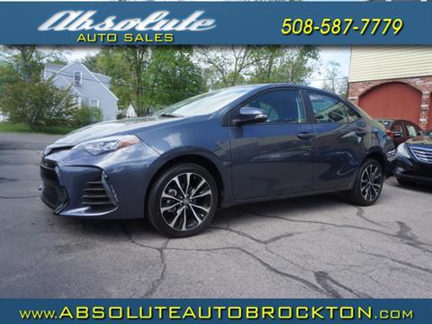 2019 Toyota Corolla for sale in Brockton, MA