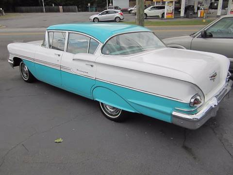 1958 Chevrolet Biscayne for sale in Reidsville, NC