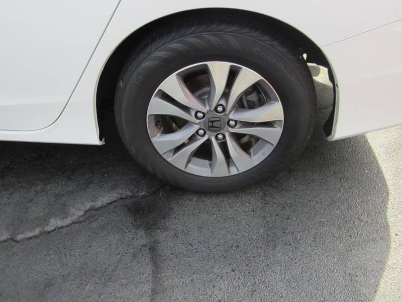 2014 Honda Accord LX 4dr Sedan CVT - Reidsville NC