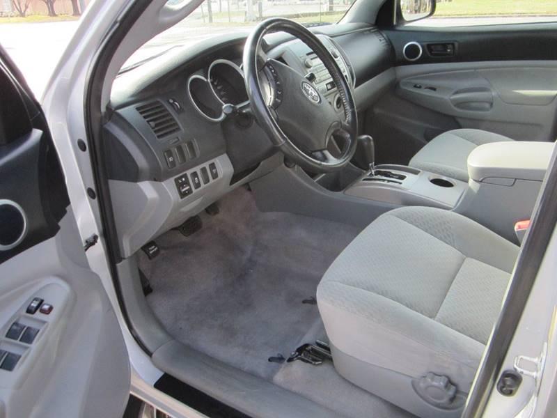 2010 Toyota Tacoma 4x4 V6 4dr Double Cab 5.0 ft SB 5A - Reidsville NC