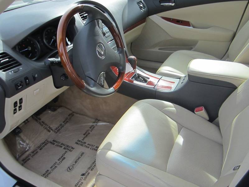 2011 Lexus ES 350 4dr Sedan - Reidsville NC