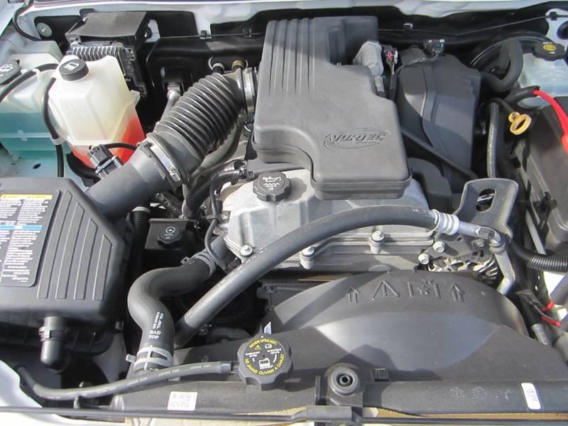 2008 Isuzu i-Series i-290 S 4dr Extended Cab SB RWD - Reidsville NC