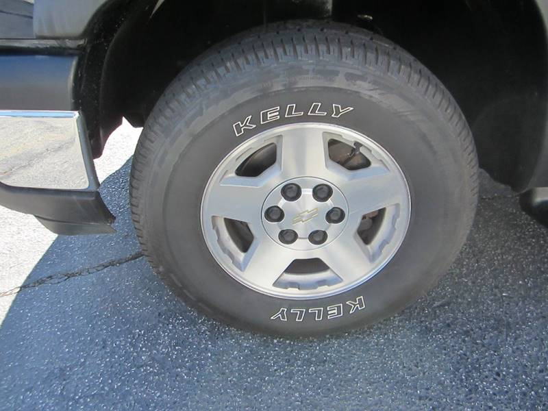 2006 Chevrolet Silverado 1500 LT2 4dr Crew Cab 4WD 5.8 ft. SB - Reidsville NC
