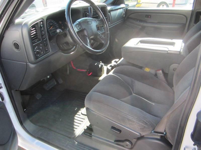 2006 Chevrolet Silverado 1500 LT2 4dr Extended Cab 4WD 6.5 ft. SB - Reidsville NC