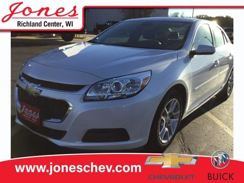 2016 Chevrolet Malibu Limited for sale in Richland Center, WI