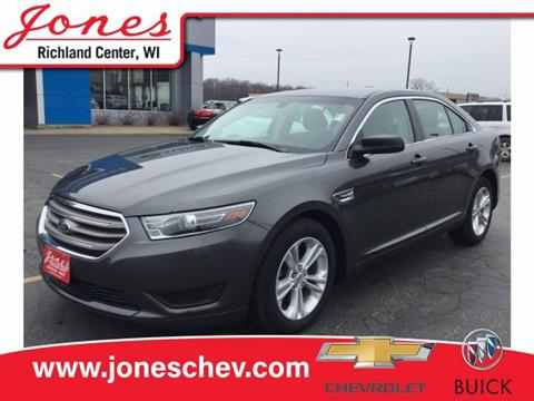 2016 Ford Taurus for sale in Richland Center, WI