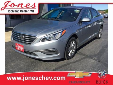 2015 Hyundai Sonata for sale in Richland Center, WI
