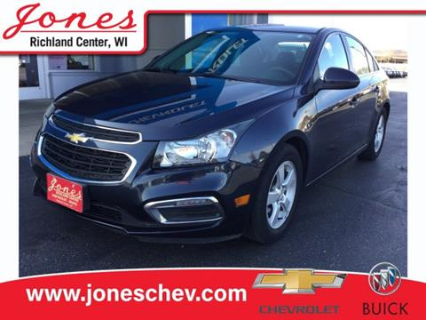 2015 Chevrolet Cruze for sale in Richland Center, WI