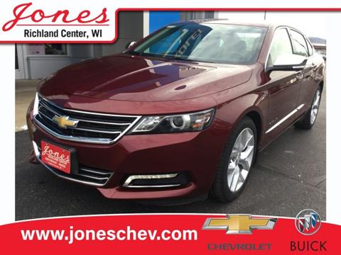 2017 Chevrolet Impala for sale in Richland Center, WI