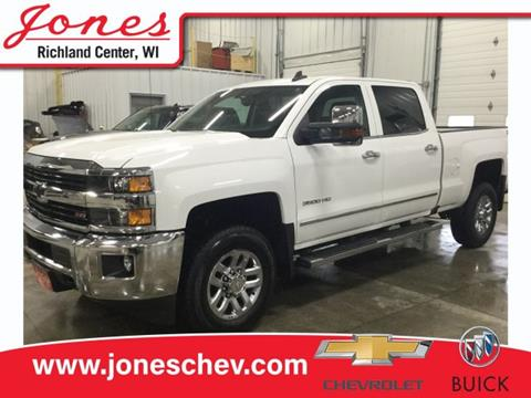 2016 Chevrolet Silverado 3500HD for sale in Richland Center, WI
