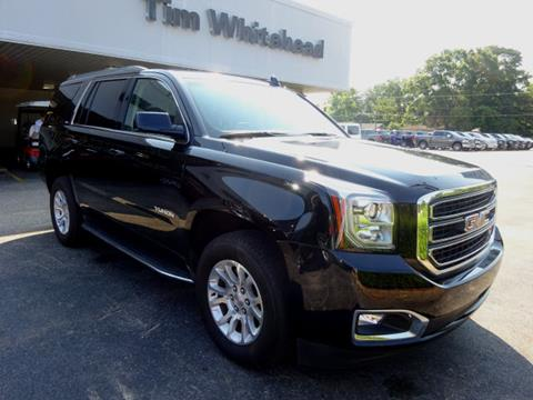 2017 GMC Yukon for sale in Enterprise, AL