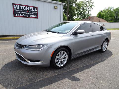 2015 Chrysler 200 For Sale >> Used Chrysler 200 For Sale In Alabama Carsforsale Com