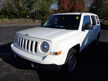 2016 Jeep Patriot for sale in Enterprise, AL