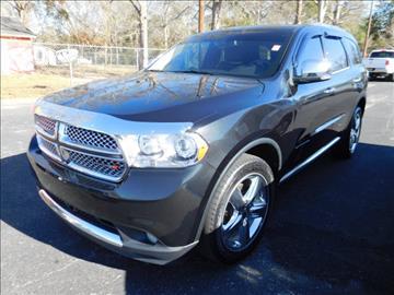 2013 Dodge Durango for sale in Enterprise, AL