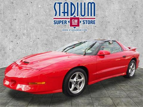1997 Pontiac Firebird for sale in Salem, OH